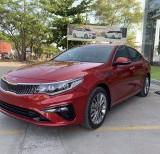 Cần bán xe Kia Optima sản xuất năm 2019, màu đỏ