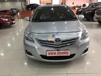 Cần bán lại xe Toyota Vios E sản xuất năm 2010, màu bạc số sàn