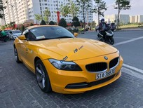 Bán ô tô BMW Z4 sản xuất 2012, màu vàng, nhập khẩu