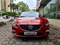 Xe Mazda 6 2.0 sản xuất 2016, màu đỏ