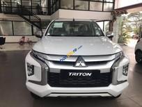Cần bán xe Mitsubishi Triton sản xuất 2019, màu trắng, nhập khẩu