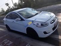Bán xe Hyundai Accent sản xuất 2013, màu trắng, nhập khẩu