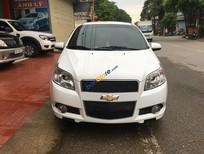 Xe Chevrolet Aveo sản xuất 2018, màu trắng còn mới