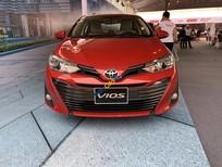 Bán xe Toyota Vios G sản xuất 2019, màu đỏ