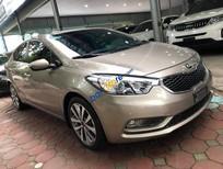 Cần bán gấp Kia K3 2.0AT năm sản xuất 2014, màu vàng
