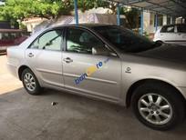 Bán xe Toyota Camry 2.4 sản xuất năm 2003, màu bạc