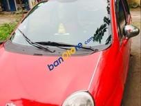 Cần bán gấp Daewoo Matiz MT năm 2007, màu đỏ, xe nhập, giá chỉ 72 triệu