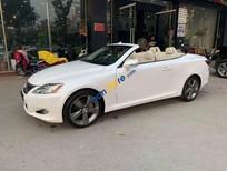 Bán Lexus IS 250 năm sản xuất 2010, màu trắng, nhập khẩu