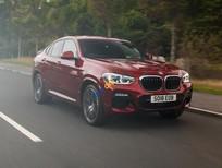 Cần bán xe BMW X4 x20i sản xuất 2019, màu đỏ, nhập khẩu