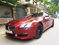 Cần bán lại xe BMW 6 Series 640i Gran Coupe năm 2015, màu đỏ, xe nhập