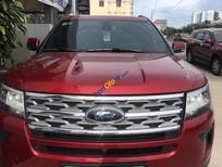 Bán xe Ford Explorer sản xuất năm 2019, màu đỏ, nhập khẩu
