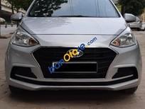 Cần bán Hyundai Grand i10 năm sản xuất 2017, màu bạc