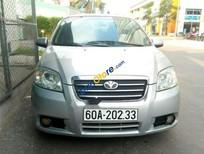 Xe Daewoo Gentra MT năm sản xuất 2010, màu bạc