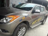 Cần bán Mazda BT 50 sản xuất năm 2015, màu xám, xe nhập, giá tốt