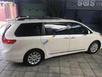 Cần bán gấp Toyota Sienna Limited năm sản xuất 2011, màu trắng, xe nhập xe gia đình