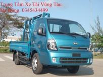 Giá xe tải KIA K250 2,5 tấn chở kính, gạch men tại BRVT