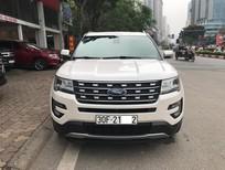 Bán ô tô Ford Explorer năm 2018, màu trắng, nhập khẩu nguyên chiếc, giá tốt