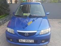 Bán ô tô Mazda Premacy 1.8 AT năm 2004, màu xanh lam