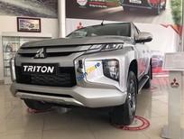 Cần bán Mitsubishi Triton năm 2019, màu bạc, nhập khẩu