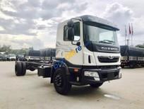 Bán xe tải Daewoo 9T máy Cummin-Mỹ sản xuất 2017, màu trắng, nhập khẩu