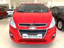 Cần bán lại xe Chevrolet Spark sản xuất 2017, màu đỏ, giá chỉ 275 triệu