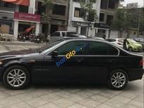 Cần bán xe BMW 3 Series 318i năm 2003, màu đen, giá 185tr
