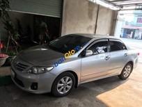 Bán ô tô Toyota Corolla altis 1.8G sản xuất năm 2011, màu bạc