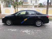 Cần bán Toyota Corolla sản xuất năm 2009, màu đen, nhập khẩu nguyên chiếc