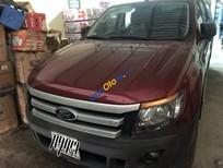 Cần bán xe Ford Ranger sản xuất 2013, màu đỏ, nhập khẩu nguyên chiếc