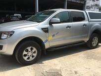 Cần bán lại xe Ford Ranger XLS sản xuất năm 2012, màu bạc, xe nhập số sàn