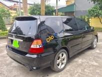 Cần bán xe Honda Odyssey năm 2000, màu đen, giá chỉ 185 triệu