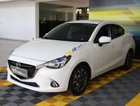 Cần bán gấp Mazda 2 1.5AT sản xuất 2016, màu trắng như mới, giá chỉ 496 triệu