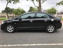 Bán Honda Civic sản xuất năm 2008, màu đen, chính chủ, 350tr