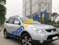Cần bán gấp Hyundai Veracruz VXL sản xuất 2009, màu bạc, giá 860tr