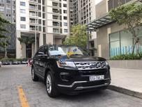 Cần bán xe Ford Explorer 2.3l Ecoboost sản xuất 2019, màu đen, nhập khẩu nguyên chiếc