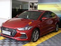 Cần bán Hyundai Elantra 1.6AT sản xuất 2018, màu đỏ, giá tốt