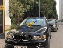 Xe BMW X5 sản xuất năm 2005, màu đen, nhập khẩu còn mới giá cạnh tranh