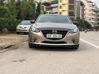 Cần bán Mazda 3 1.5 Hatchback 2015, xe đăng kí chính chủ từ đầu