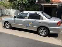 Bán xe Kia Spectra LS 1.8 năm 2005, màu bạc số sàn