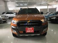 Bán xe cỹ Ford Ranger năm sản xuất 2016, màu cam, xe nhập