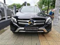 Bán xe Mercedes GLC250 4 matic năm 2018, màu đen