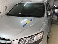 Bán xe cũ Hyundai Santa Fe Evgt SLX đời 2009, màu bạc, nhập khẩu