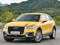 Bán xe Audi Q2 năm 2018, màu vàng, xe nhập