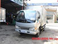 Đại lý bán xe tải JAC 2.4 tấn máy Isuzu, giá tốt. Hỗ trợ vay cao