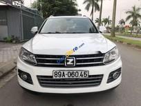 Bán Zotye T600 năm 2015, màu trắng, được bảo dưỡng định kỳ theo tiêu chuẩn của hãng