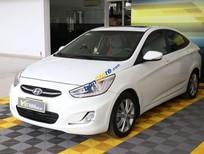 Bán Hyundai Accent Blue 1.4AT sản xuất năm 2015, màu trắng, xe nhập