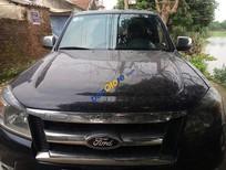 Bán Ford Ranger XLT sản xuất năm 2010, màu đen, nhập khẩu từ Thái Lan