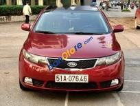 Bán ô tô Kia Forte 1.6 AT sản xuất 2011, màu đỏ