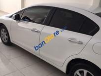 Cần bán xe Honda Civic 1.8AT sản xuất năm 2014, màu trắng