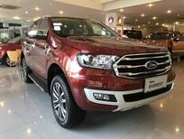 Cần bán Ford Everest Titanium 4x2 sản xuất 2019, màu đỏ, nhập khẩu